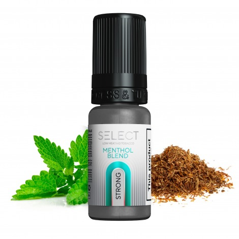 Select Menthol Blend 10 ml