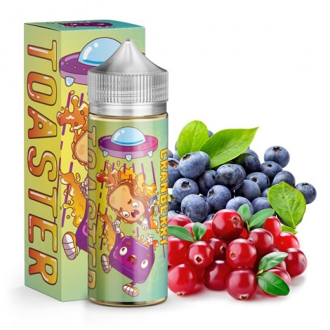 Toaster Cranberry-Blueberry 120 ml