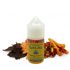 Black Jack Salt Peppery Tobacco 30 ml