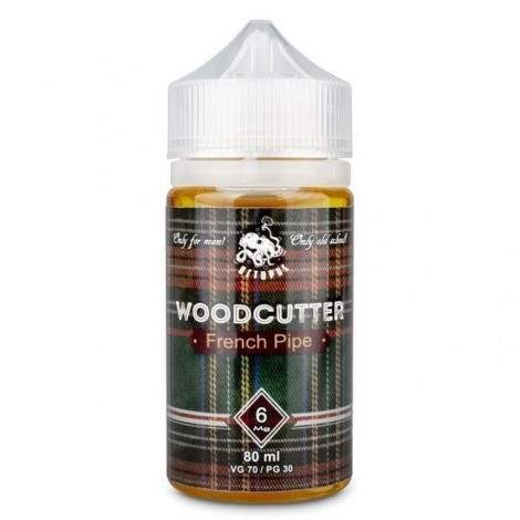 Woodcutter French Pipe 80 ml