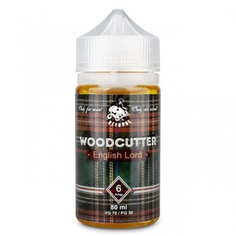 Woodcutter English Lord 80 ml