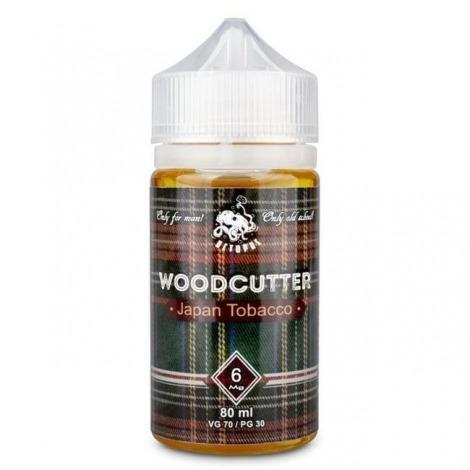 Woodcutter Japan Tobacco 80 ml