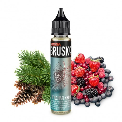 Brusko Salt Berry Pine 30 ml