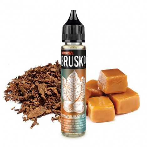 Brusko Salt Caramel Tobacco 30 ml