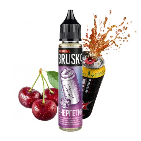 Brusko Salt Energy Drink 30 ml