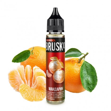 Brusko Salt Tangerine 30 ml