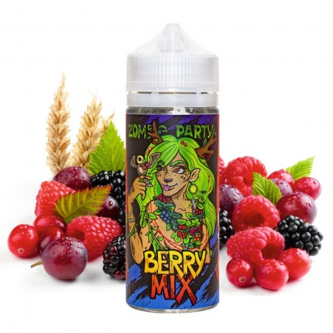 Zombie Party Berry Mix 120 ml