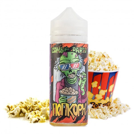 Zombie Party Popcorn 120 ml
