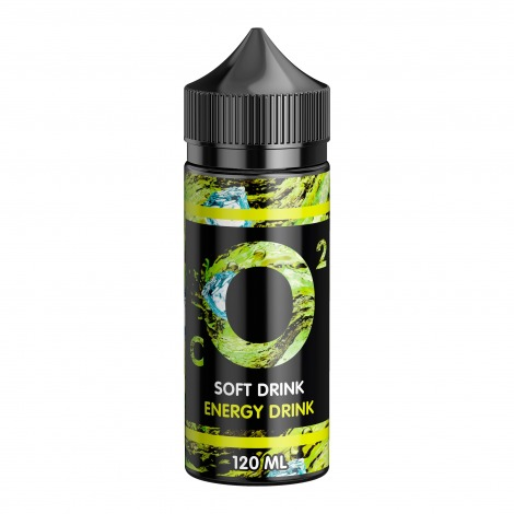 CO2 Soft Drink Energy Drink 120 ml