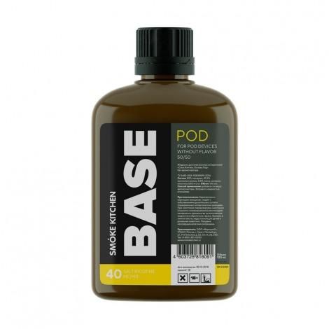 Base Pod Salt 40 mg 100 ml