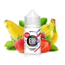EGOshka Pod Strawberry Banana 30 ml