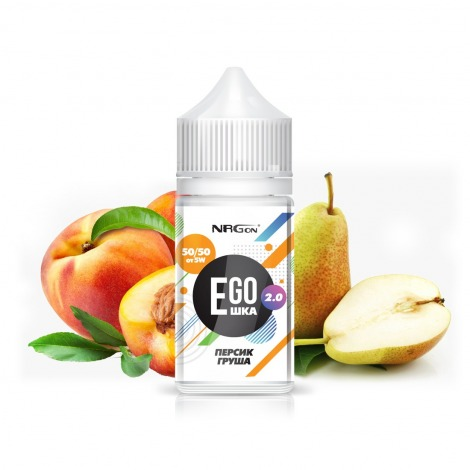 EGOshka Pod Peach Pear 30 ml