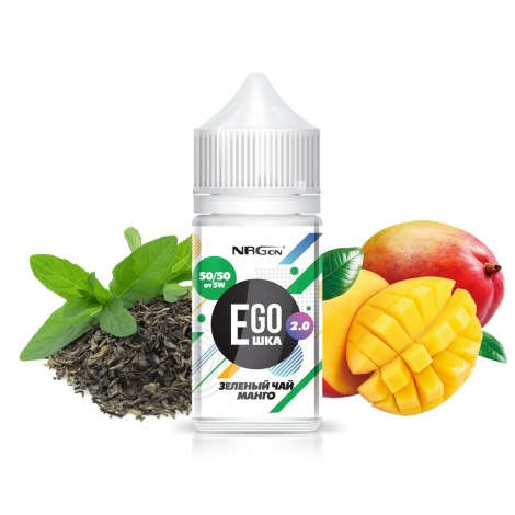 EGOshka Pod Green Tea Mango 30 ml