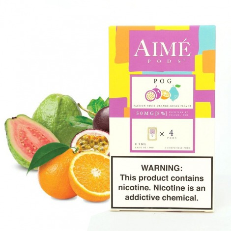 Aime Pods for Juul POG 50 mg x4