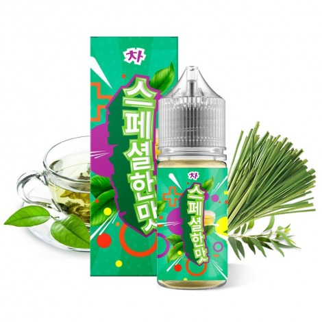 Korean Special Taste Salt Green Tea 30 ml